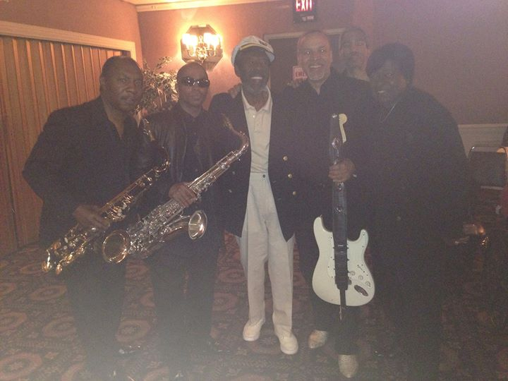Johnny Long, Little Royal, Alvin Fisher, Doug McKinzie, Fundraiser for Skip Pitts and Woodie Woodson