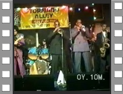 . Bobby Parker and the Blues Night Band . ..................... Straight No Chaser ..................... -- Bobby Parker (Guitar/Band Leader), Carlos Santana (Featured on Guitar), Johnny Long (Tenor Sax Solo/Horn Section) --